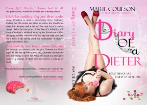 Diary Of A Dieter CoverReveal!